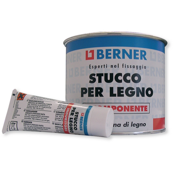 Stucco bicomponente k2 750ml noce scuro